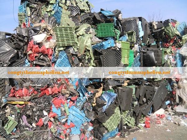 Giá nhựa phế liệu