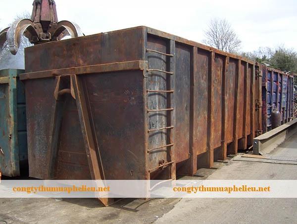 Lợi ích của việc thanh lý container phế liệu cho Hoàng Ngọc Diệp